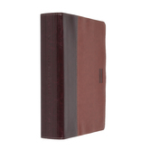 NLT Parallel Study Bible, Duo-Tone, Multiple Colors Available