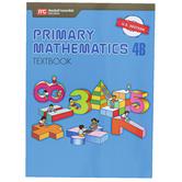 Singapore Math Primary Math Textbook 4B US Edition, Grade 4
