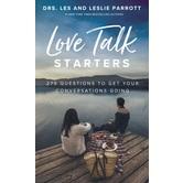 Love Talk Starters, by Les Parrott and Leslie Parrott, Paperback