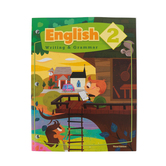 BJU Press, English 2: Writing and Grammar Student Worktext, 3rd Edition, Grade 2