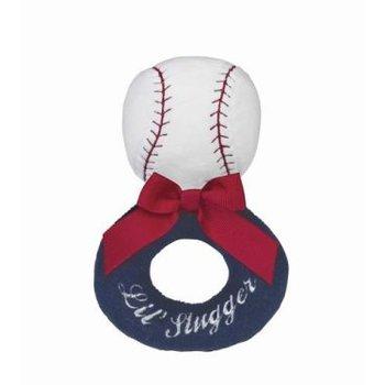 All Star Baseball - Lil Slugger Rattle