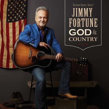 God & Country, by Jimmy Fortune, CD