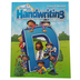 A Reason For, A Reason for Handwriting Level D Cursive Student Worktext, Paperback, Grade 4