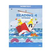 BJU Press, Reading 4 Student Worktext, 3rd Edition, Paperback, Grade 4