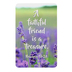 Dicksons, Proverbs 18:24 A Faithful Friend Pocket Card, 2 1/2 x 4 inches