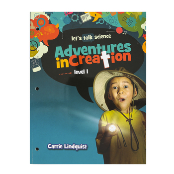Master Books, Adventures in Creation Level 1, Paperback, Grade 1