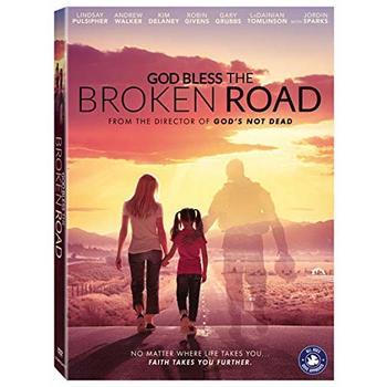 God Bless the Broken Road, DVD