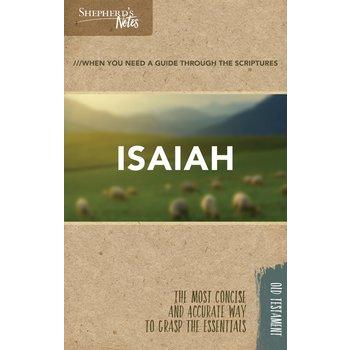 Isaiah, Shepherd's Notes Series, by Paul P. Enns, Paperback