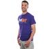 Kerusso, Psalm 34:19, FedUp? Give God Control, Men's Short Sleeve T-Shirt, Purple, Small