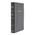 RVR 1960 Reference Spanish Bible, Super Giant Print, Imitation Leather, Black, Thumb Indexed