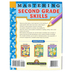 Teacher Created Resources, Mastering Second Grade Skills Activity Workbook, 240 Pages, Grade 2