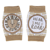 Demdaco, Hear Me Roar Easy Kneezies, Cotton and Polyester, 3 1/2 x 5 inches