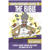 Pre-buy, The Non-Prophets Guide to the Bible, by Todd Hampson