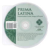 Memoria Press, Prima Latina Pronunciation CD