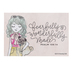 Renewing Faith, Psalm 139:14 Fearfully & Wonderfully Made Pass Along Cards, 2 x 3 inches, Set of 10