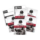 BJU Press, American Republic Complete Subject Kit, 4th Edition, Grade 8