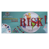 Winning Moves Games, Continental Risk Board Game, 2 to 6 Players, Ages 8 & Older