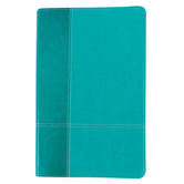 NIV Personal Size Reference Bible, Large Print, Duo-Tone, Thumb Indexed, Multiple Colors Available
