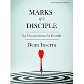 Marks of a Disciple: Six Measurements for Growth, by Dean Inserra, Paperback