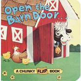 Open the Barn Door, Find a Cow, by Christopher Santoro, Board Book