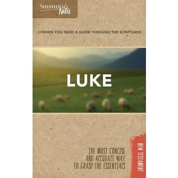 Luke, Shepherd's Notes Series, by Dana Gould, Paperback