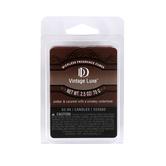 D&D, Vintage Luxe Scented Wax Melts, 6 Cubes, 2 1/2 ounces