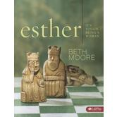 Esther Member Book: It's Tough Being a Woman, by Beth Moore, Paperback