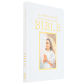 Regina Publishing, First Communion Bible for Girls, by Rev. Victor Hoagland, Padded Hardcover