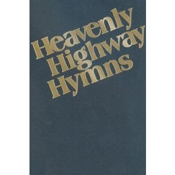 Heavenly Highway Hymnal, by Brentwood Music, Blue Hardcover