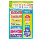 Eureka, Morning Center Bulletin Board Set, 38 Pieces
