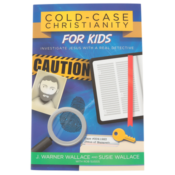 Cold-Case Christianity for Kids, by J. Warner Wallace and Susie Wallace, Paperback