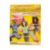 Carson-Dellosa, Jumpstarters for Figurative Language Resource Book, Paperback, 48 Pages, Grade 4-8