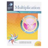 Remedia Publications, Straight Forward Math Multiplication Workbook, Reproducible, Grades 3-5