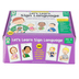 Carson-Dellosa, Let's Learn Sign Language Learning Cards, 8 1/2 x 5 1/2 Inches, 160 Cards, Grades PK-2