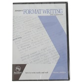 Master Books, Jensen's Format Writing DVD Supplement, by Frode Jensen, Grades 9-12