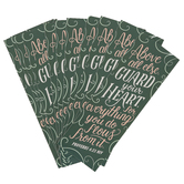 Salt & Light, Proverbs 4:23 Guard Your Heart Bookmarks, 2 x 6 inches, 25 Bookmarks