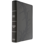 CSB Super Giant Print Reference Bible, Imitation Leather, Multiple Colors Available