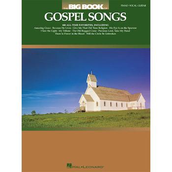The Big Book of Gospel Hits, by Hal Leonard, Songbook