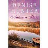 Autumn Skies, Bluebell Inn Romance Series, Book 3, by Denise Hunter, Paperback