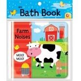 Farm Noises Bath Book, by Jonathan Miller, Vinyl Book