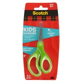 Westcott, Pointed Tip Scissors for Kids, Assorted Colors, 5 inches