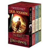 The Hobbit and The Lord of the Rings, by J. R. R. Tolkien, Boxed Set