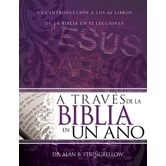 A Traves De La Biblia En Un Ano, by Alan B. Stringfellow, Paperback