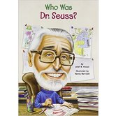 Who Was Dr. Seuss by Janet B. Pascal