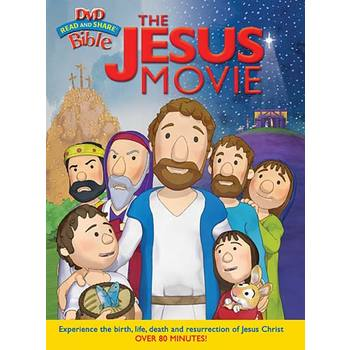 Read and Share DVD Bible - The Jesus Movie