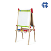 Hape, All-In-1 Easel, 37 1/2 x 43 1/2 Inches