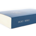 NIrV Gift and Award Bible, Paperback, Blue