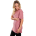 Crazy Cool Threads, It Is Well With My Soul, Women's Short Sleeve T-Shirt, Blush, Small