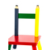 Mardel, Child's Pencil Chair,  11 x 11 x 20 Inches, Primary Colors, 1 Chair