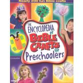 Group Publishing, The Encyclopedia of Bible Crafts for Preschoolers, Reproducible, 215 Pages